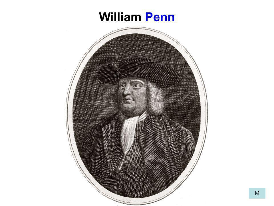 William Penn M