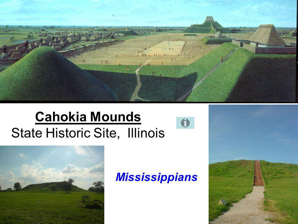 Cahokia Mounds State Historic Site, Illinois