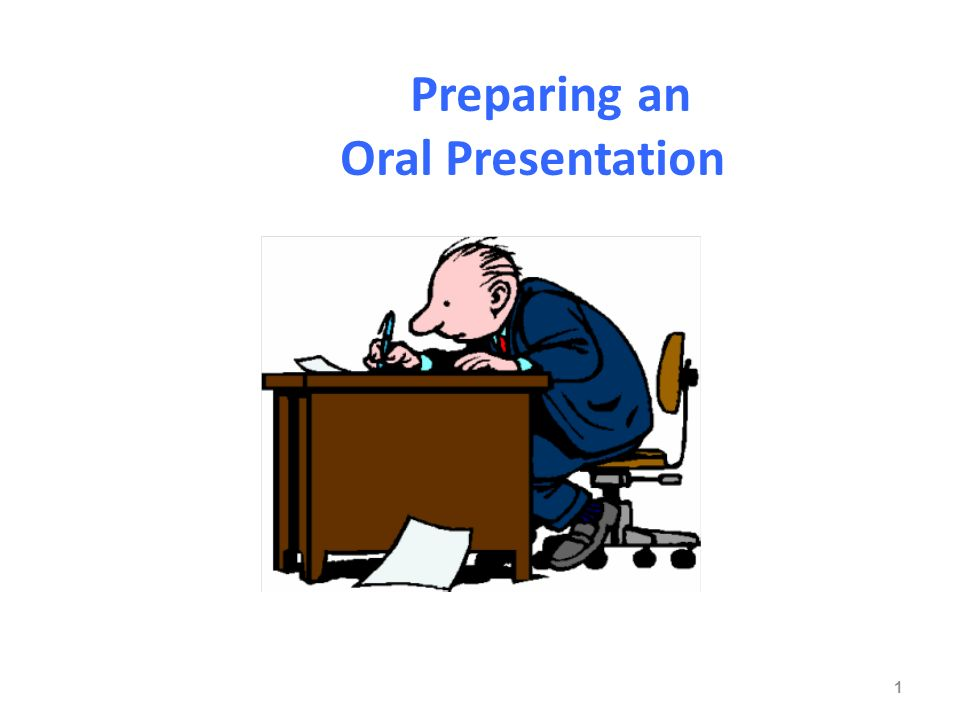 prepare a set of instructions on how to prepare and deliver an oral presentation Oral presentation outline format prepare a closing statement that ends your presentation smoothly return to teacher resources: oral communication.