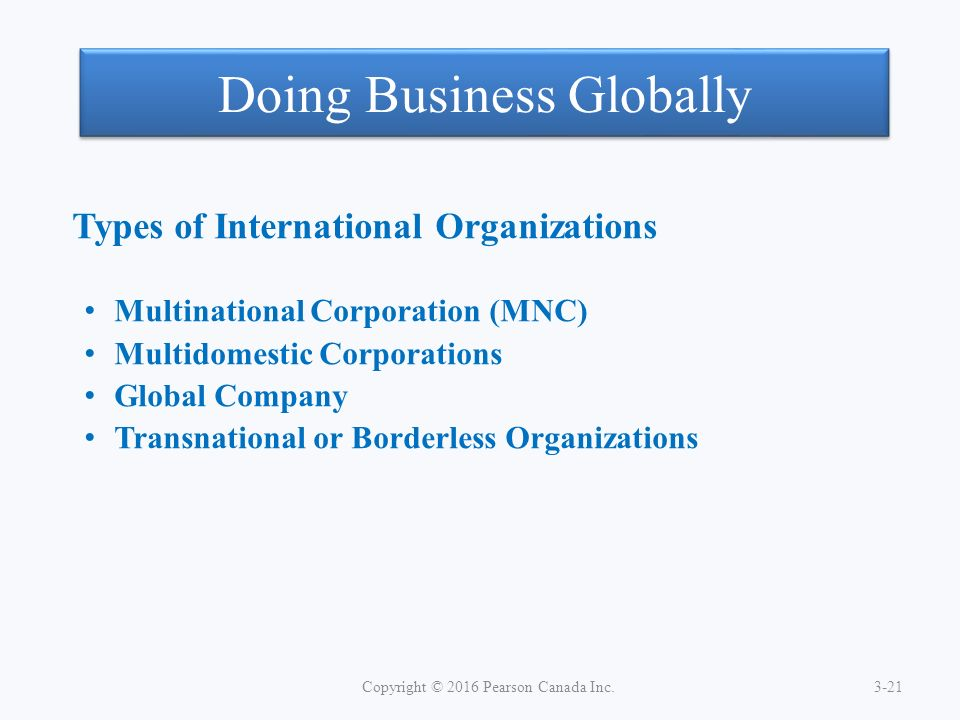 doing business with multinational organizations Delhi business review  vol 2, no 2, july - december 2001 managing cross-cultural diversity a challenge for present and future organizations subhash c kundu.