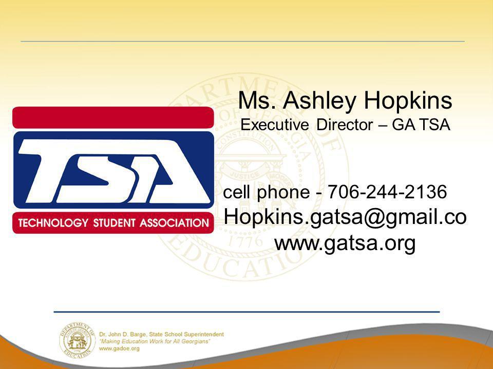 Executive Director – GA TSA
