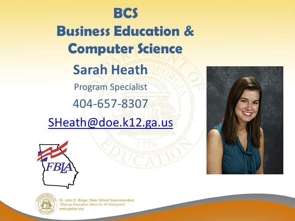 BCS Business Education & Computer Science