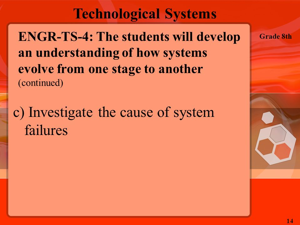 Investigate the cause of system failures