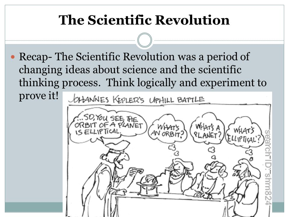 the scientific revolution on the enlightenment The enlightenment was notable for its scientific revolution, which changed the manner in which the people of europe approached both science and technology this was the direct result of philosophic enquiry into the ways in.