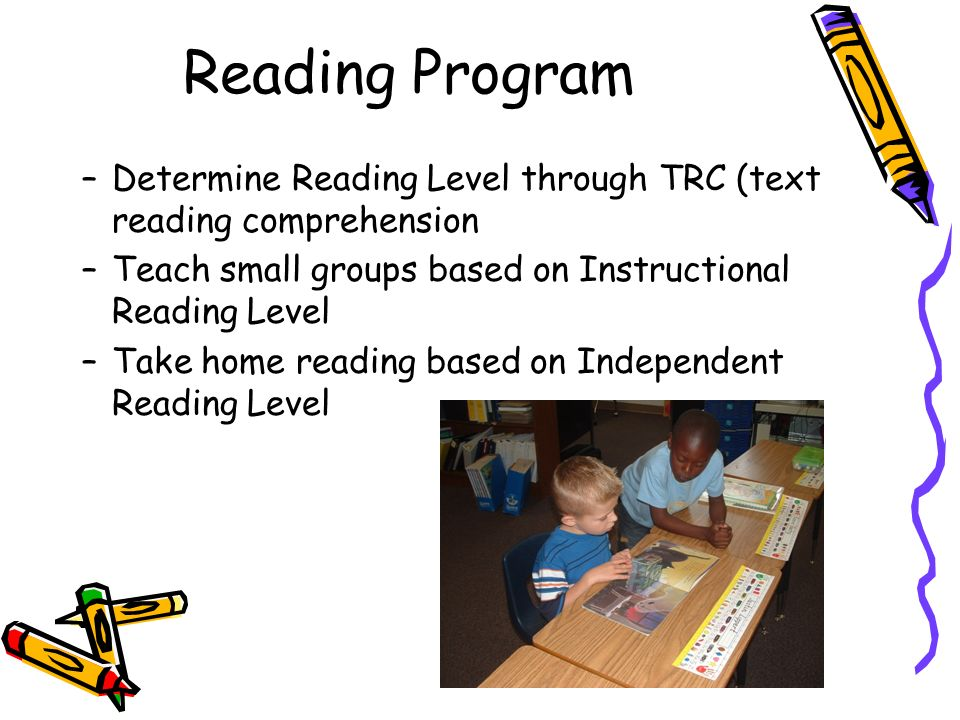 how to determine instructional reading level