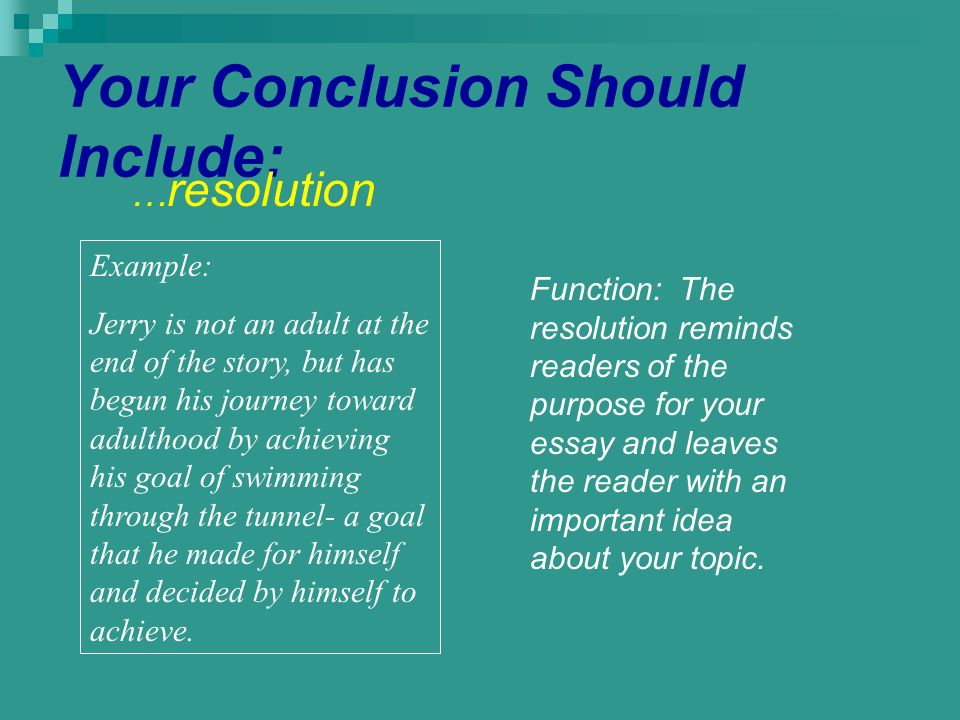 When should you do your essay?
