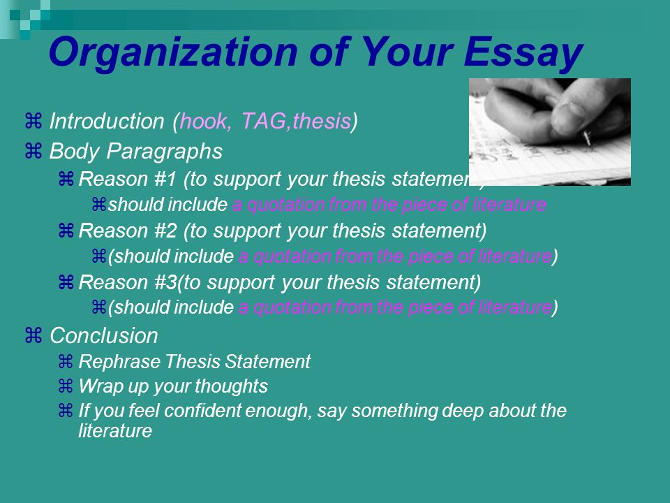what should a good essay introduction include Your teen should make it clear in the introduction what their to include any important points tips on how your son should do about writing a good essay.