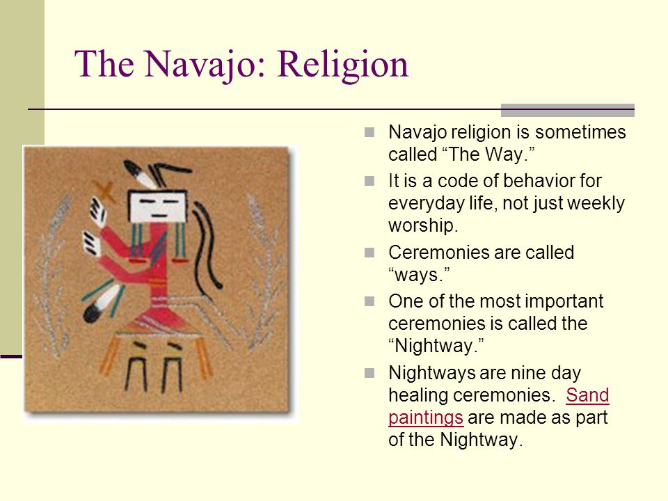 navajo religion Identity and healing in navajo religion behavioral environment, a culturally constituted field that is meaningful and per- ceptible for participants in a particular culture.