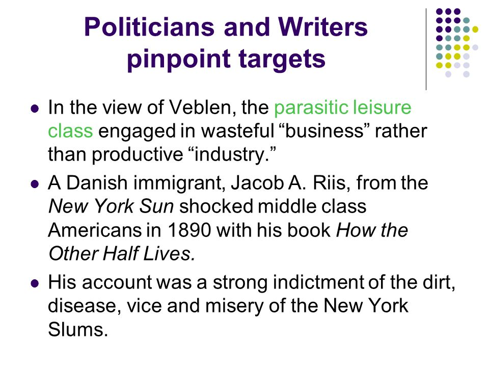 Politicians and Writers pinpoint targets