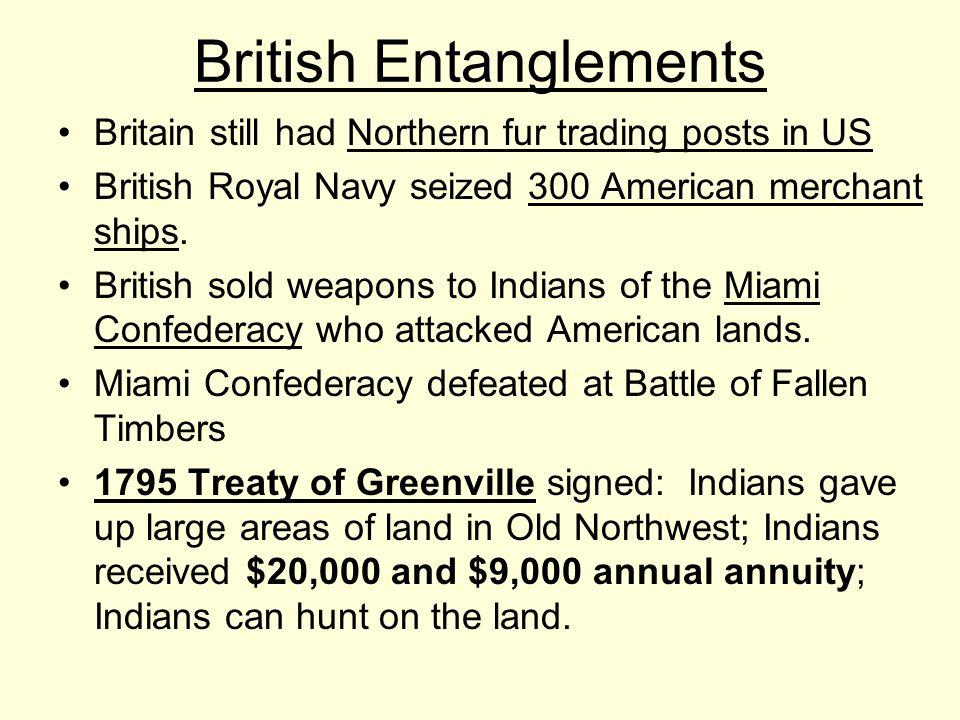 British Entanglements
