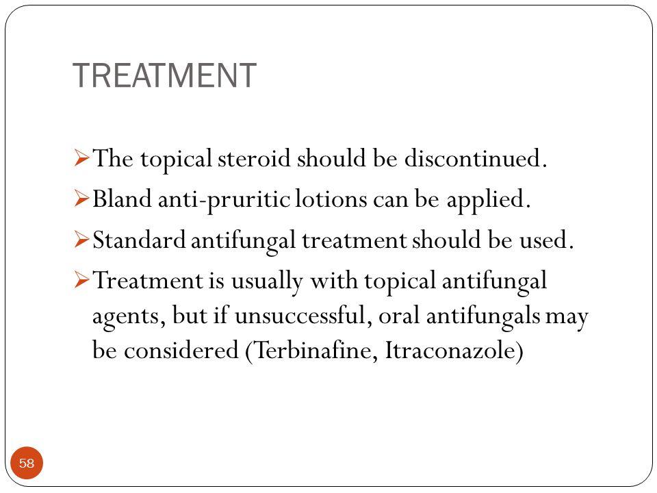 oral steroid skin atrophy
