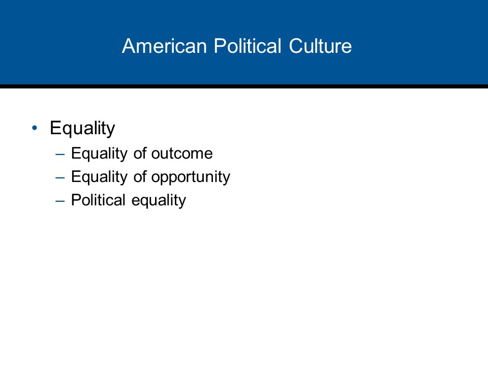 american political culture American political culture political culture—a set of widely shared beliefs,  values, and norms concerning how political and economic life ought to be carried  out.