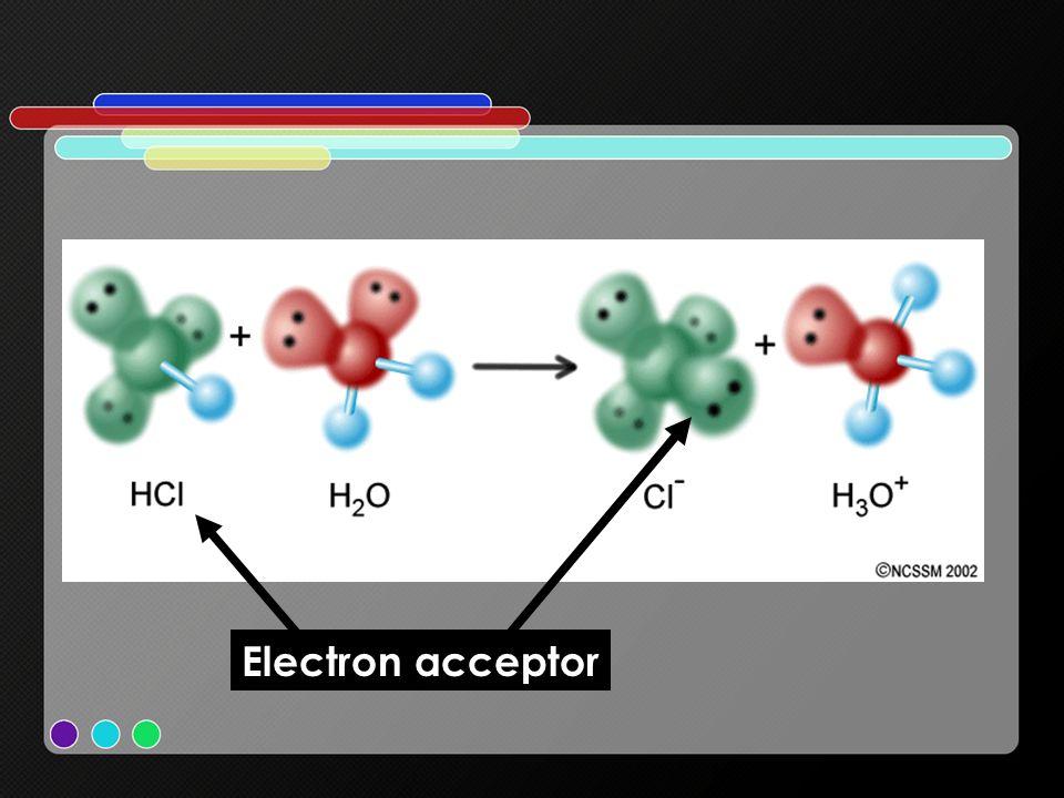 Electron acceptor