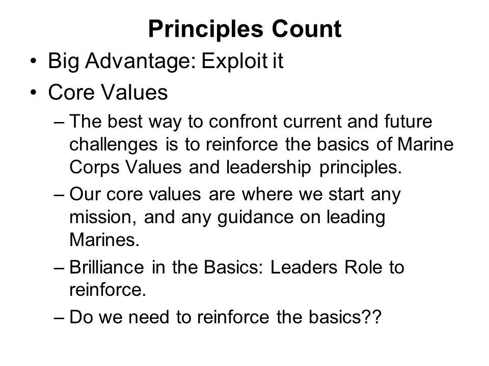 Marine Corps Leadership Development MCLD ppt download – Usmc Counseling Worksheet