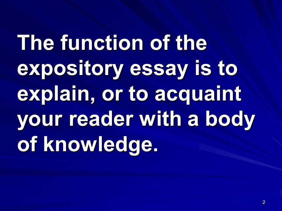 the function enorbarbus essay