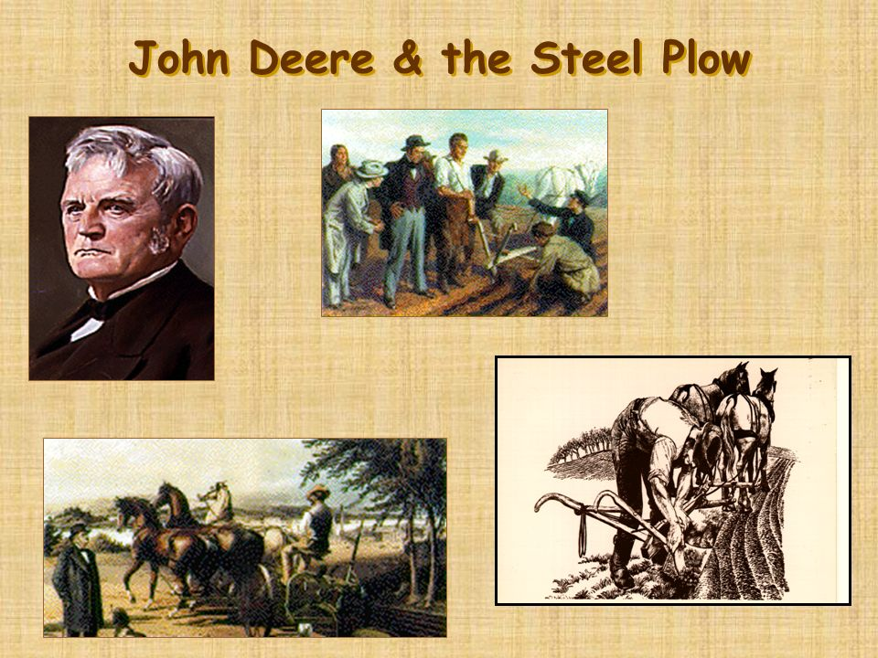 John Deere & the Steel Plow