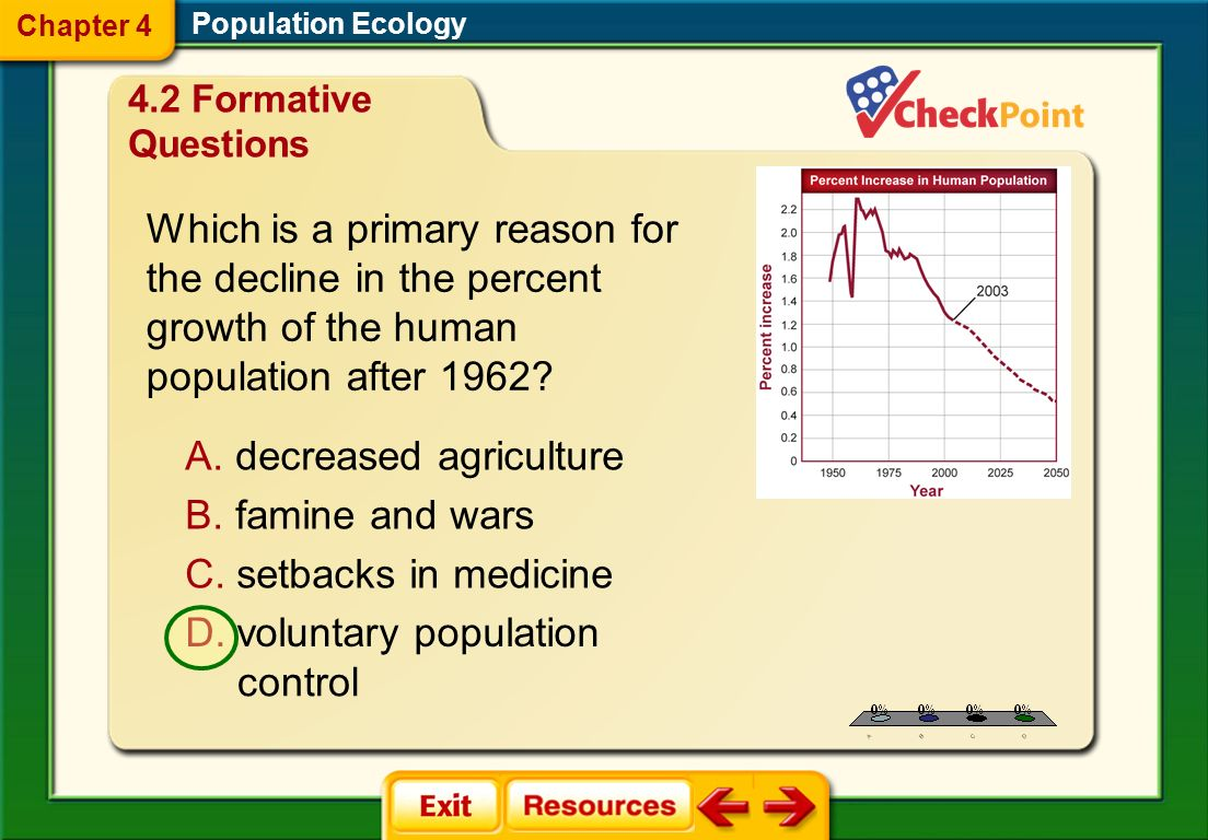 decreased agriculture famine and wars setbacks in medicine