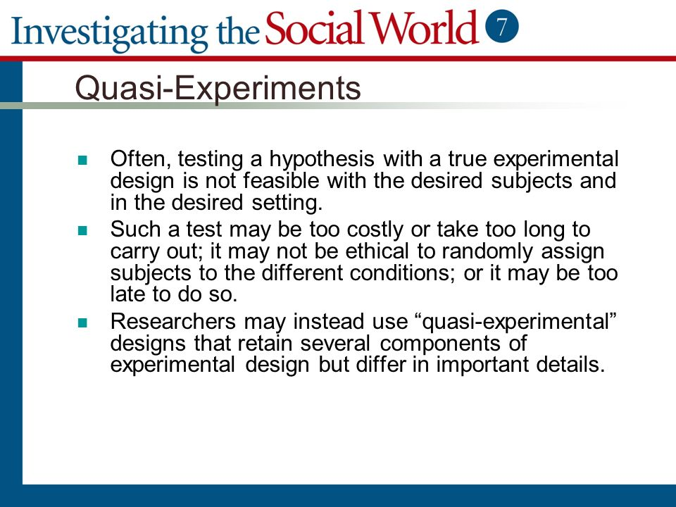experimental design hypothesis testing Start studying scientific method and hypothesis testing learn vocabulary, terms how to proceed with experimental design, where to study the observations.