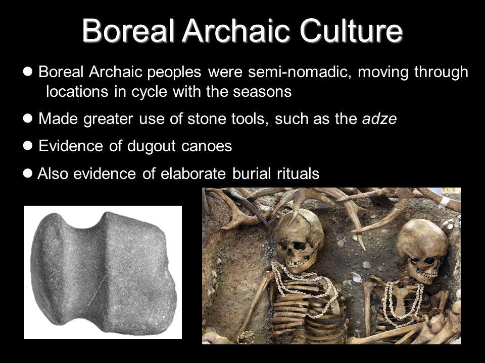 Boreal Archaic Culture