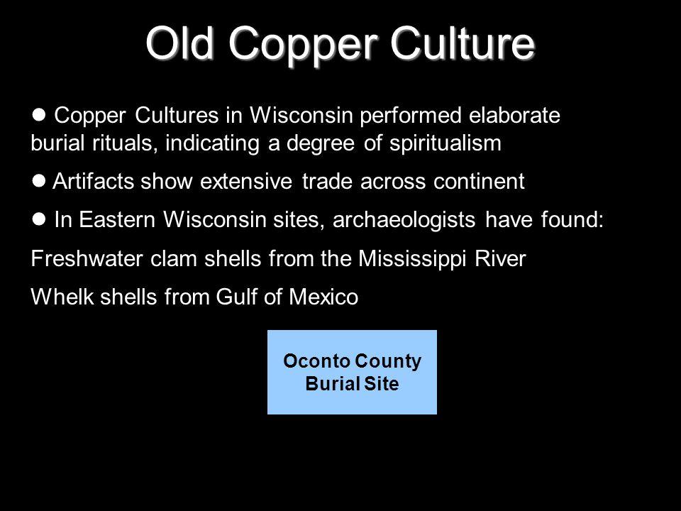 Oconto County Burial Site