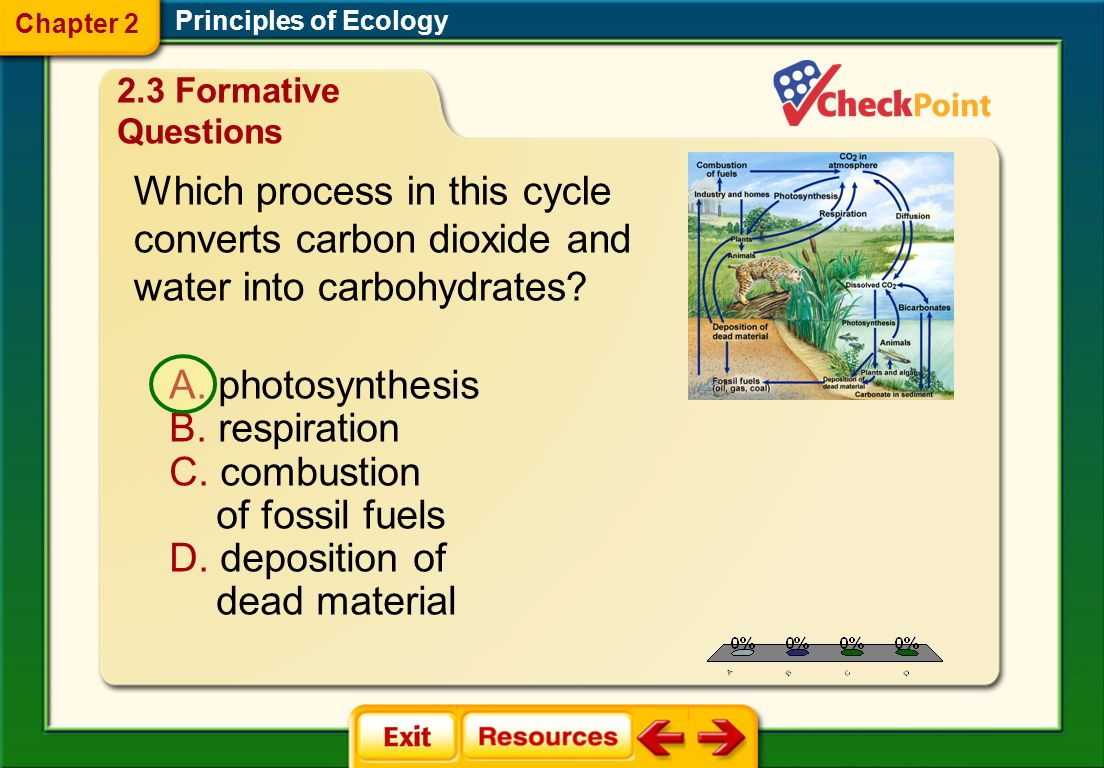 combustion of fossil fuels deposition of dead material