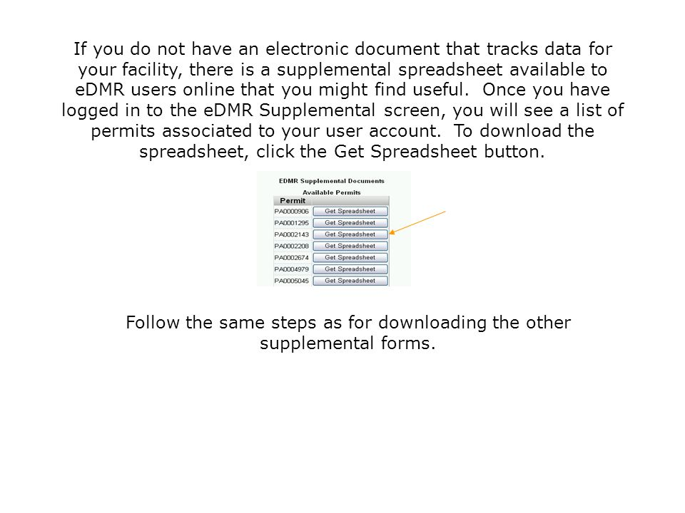 Follow the same steps as for downloading the other supplemental forms.