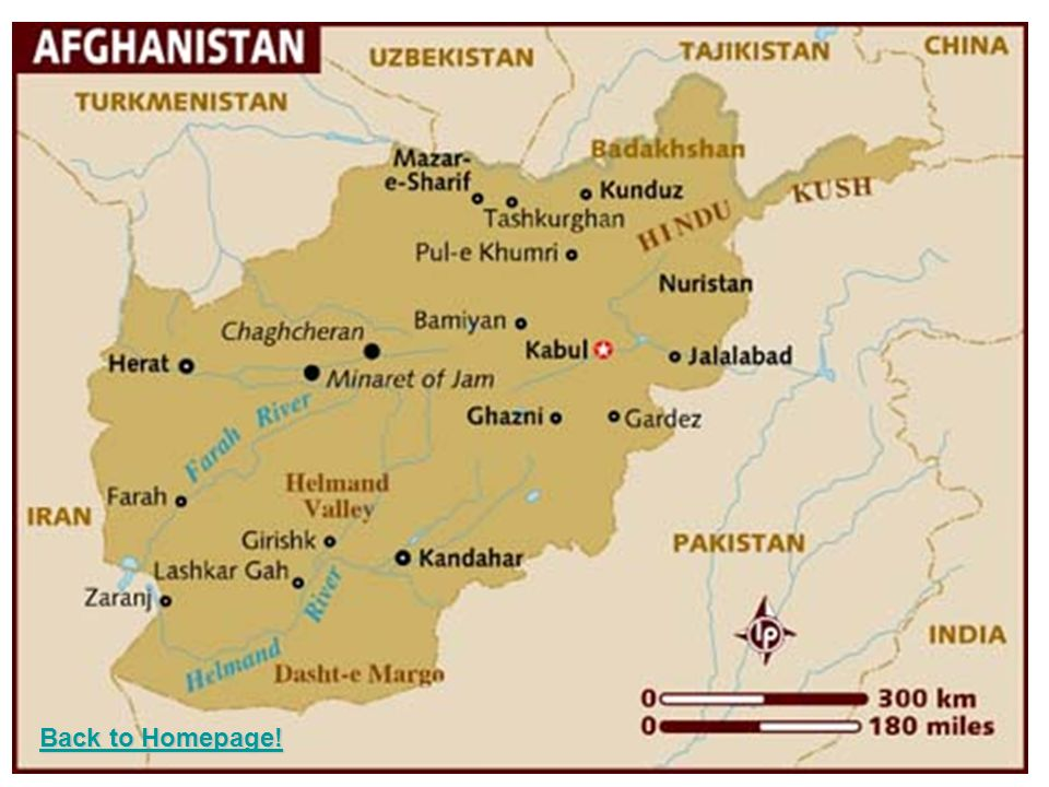 Afghanistan Map of Afghanistan Kabul Capital City ppt video