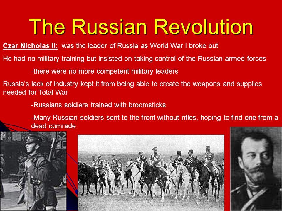 Control In The Russian Revolution 9