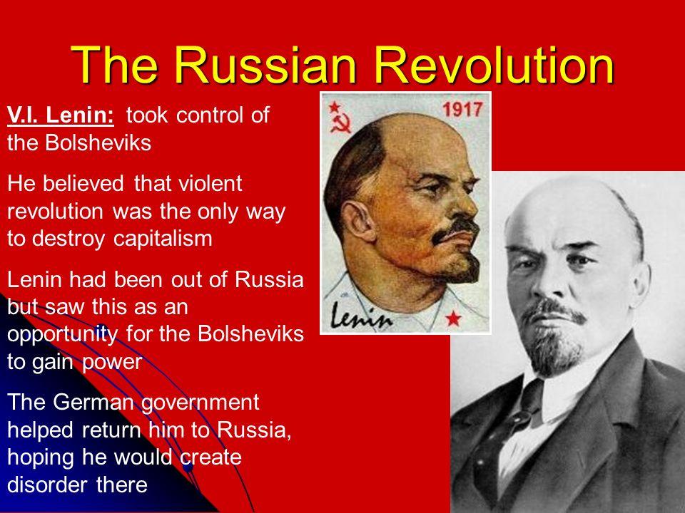 Control In The Russian Revolution 120