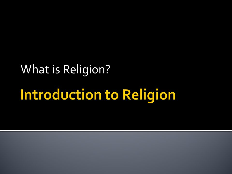 an introduction to the ridiculous beliefs of the meaning of life by religious people An introduction to the philosophy of religion brian davies oxford new york  introduction i philosophy and religious belief 2 talking about god 3 god and evil  disagree about the nature of philosophy and religion, so this definition has its drawbacks philosophy of religion is now a.