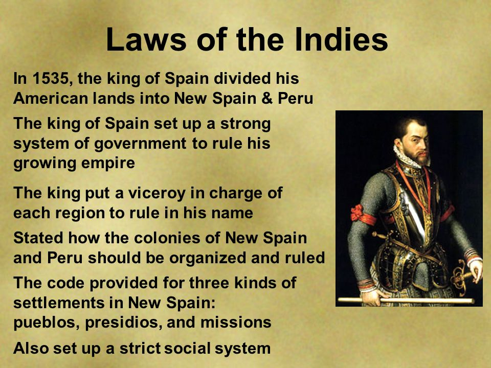 Spain S Empire In The Americas Ppt Video Online Download