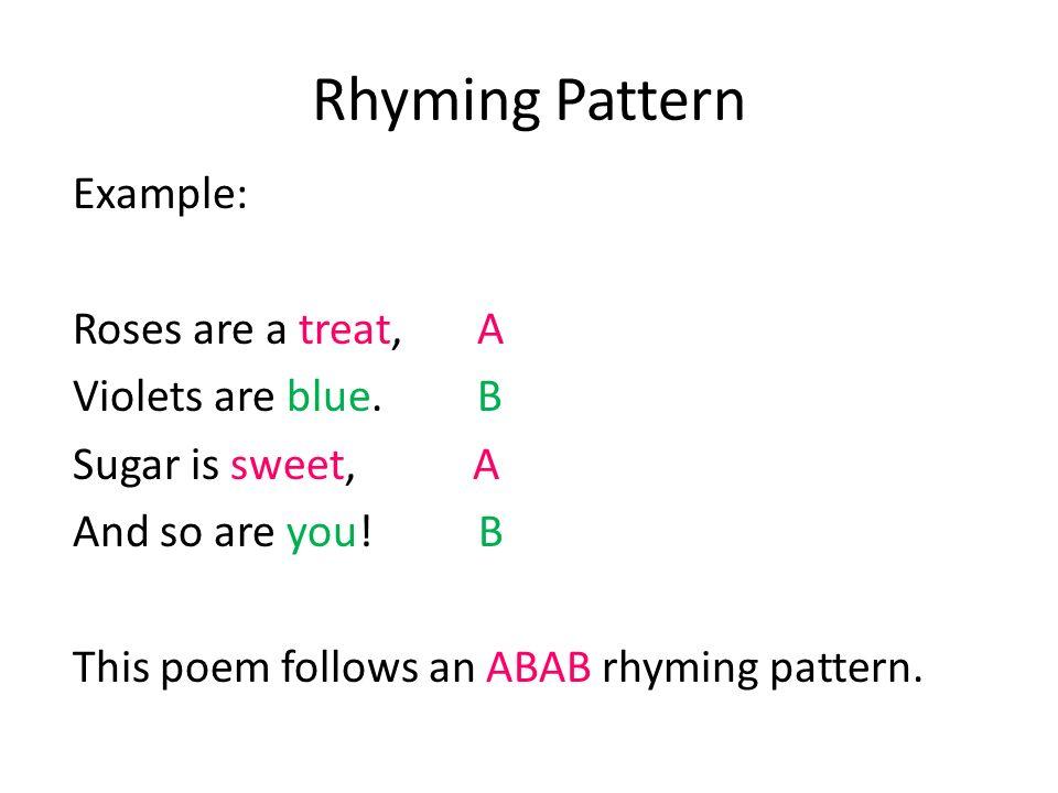 Rhyme Poems Examples Of Rhyme Poetry Talart