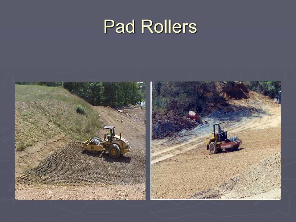 Pad Rollers