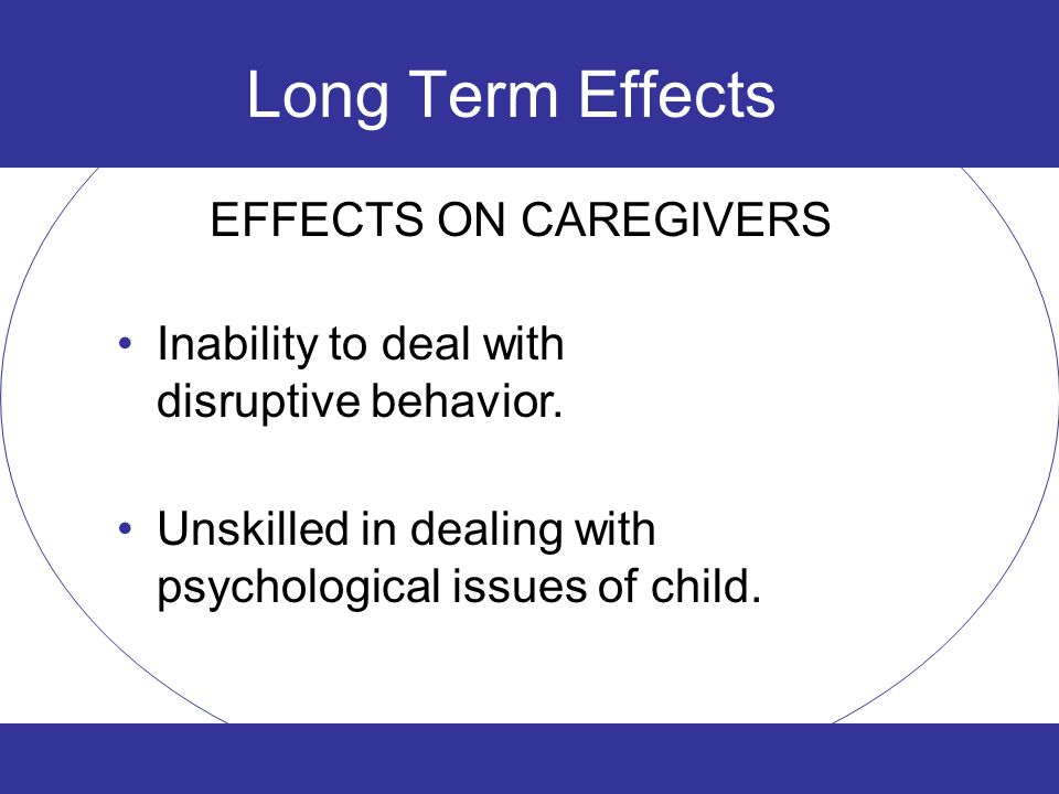 the long term effect of ethical behavior Improving ethics quality in health care ethical  for ethical leadership,  through their own behavior and through the programs and activities they support and.