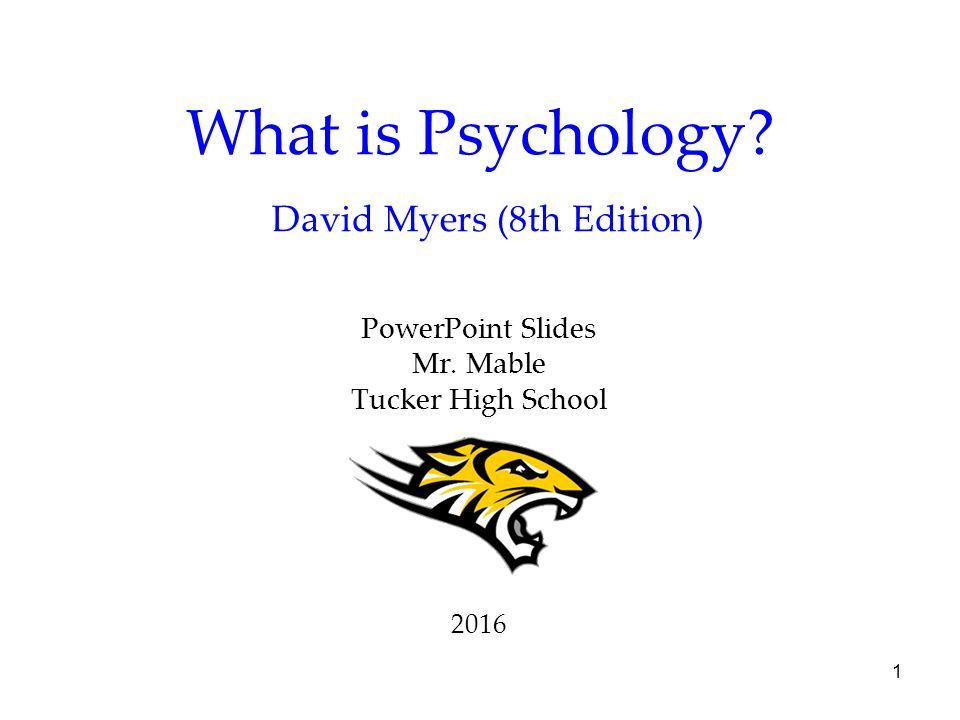 psychology 9th edition david g myer David myers (academic) a major  exploring psychology (9th edition, 2014)  exploring social psychology (6th edition, 2012) 978-14293948 myers' psychology.