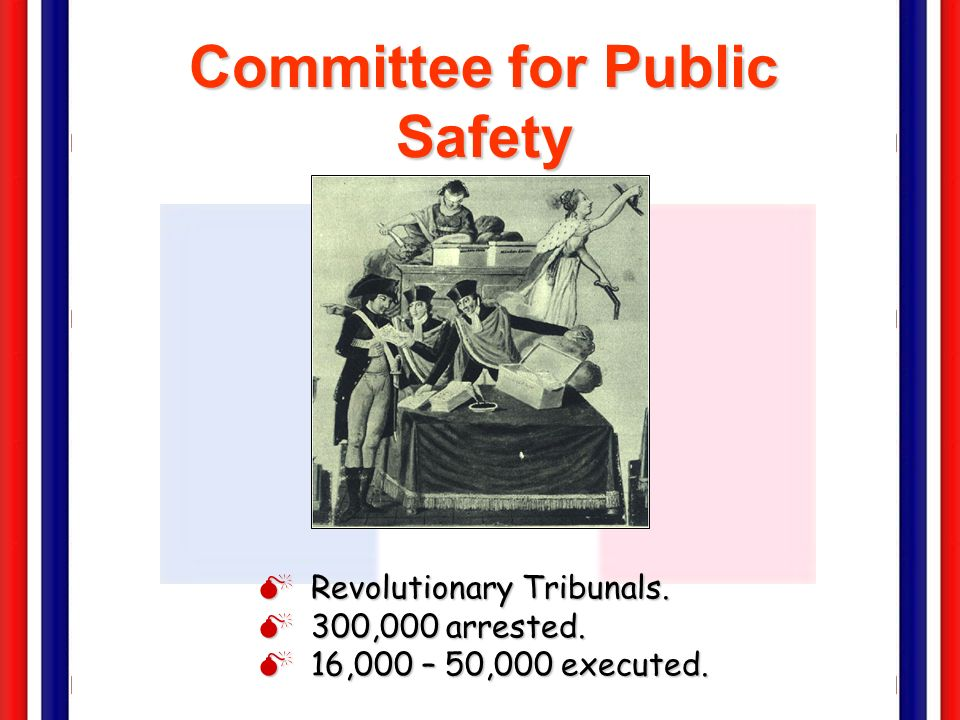 Committee for Public Safety