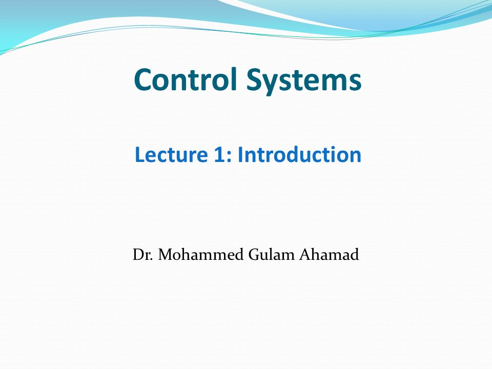 lecture 1 introduction Hvac lecture, heating, ventilation, and air conditioning.