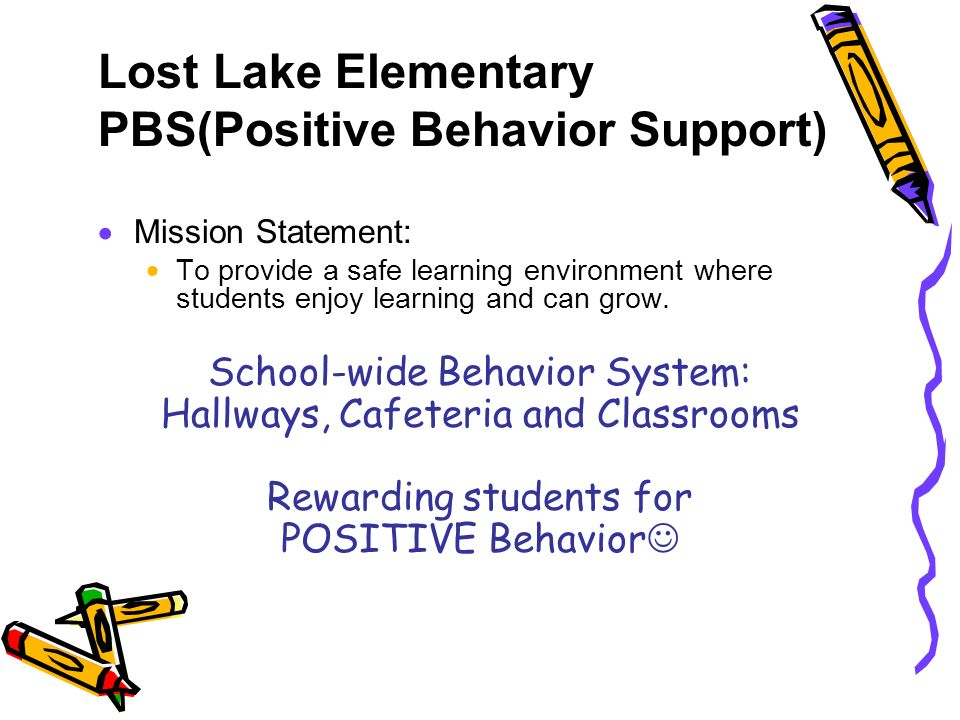 PBS(Positive Behavior Support)