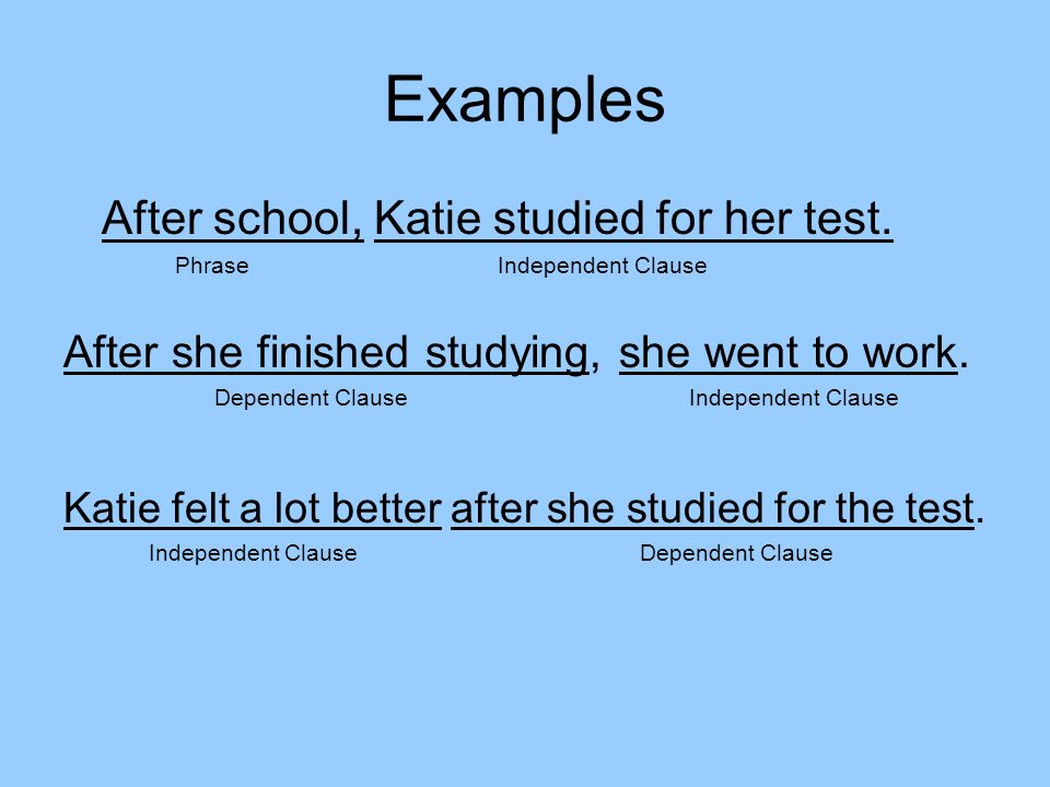 independent clause Fun language arts practice improve your skills with free problems in 'identify  dependent and independent clauses' and thousands of other practice lessons.