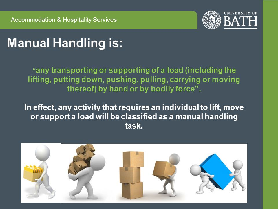manual handling staff briefing – no 3 - ppt video online download, Presentation templates