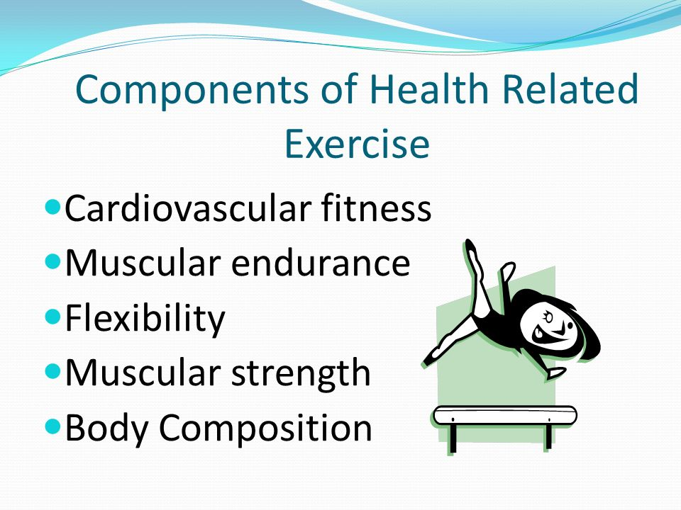 skill related components of fitness pdf