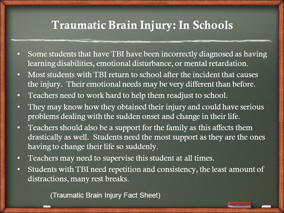 brain injury and mental retardation pdf