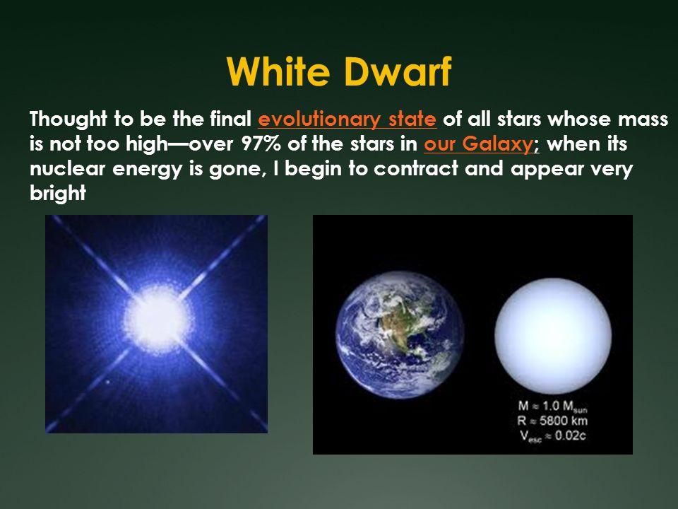 white dwarf star temperature - photo #11