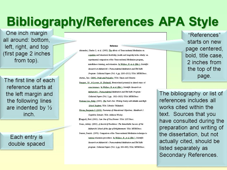 apa style citation for dissertations Article or chapter in an edited book (note: citations of a chapter in an edited book include p or pp before the page numbers, all within parentheses) rappaport, b a (1999) on-site school-based mental health clinics: 15 years of experience in orange county, california.