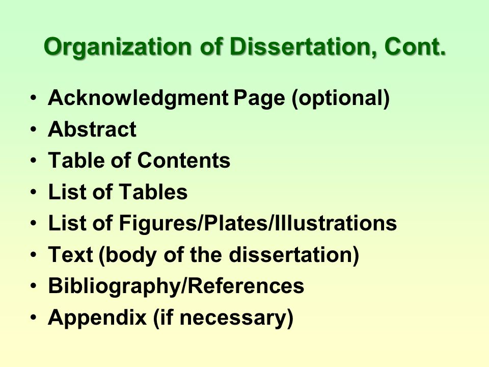 Apa citation for dissertation abstract