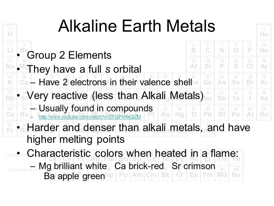 periodic table periodic table alkali metals characteristics the periodic table ppt video online - Characteristics Of Alkaline Earth Metals In The Periodic Table