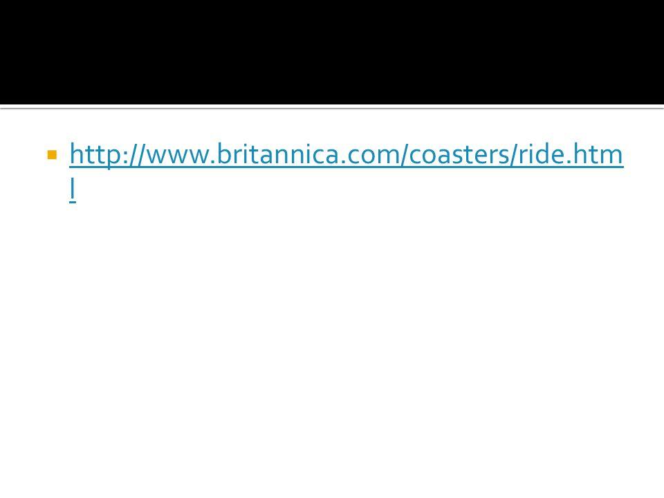 http://www.britannica.com/coasters/ride.html