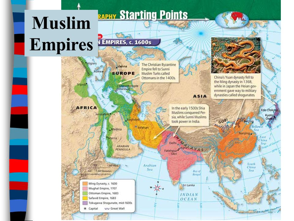 Essential question what were the achievements of the gunpowder 4 muslim empires gumiabroncs Gallery