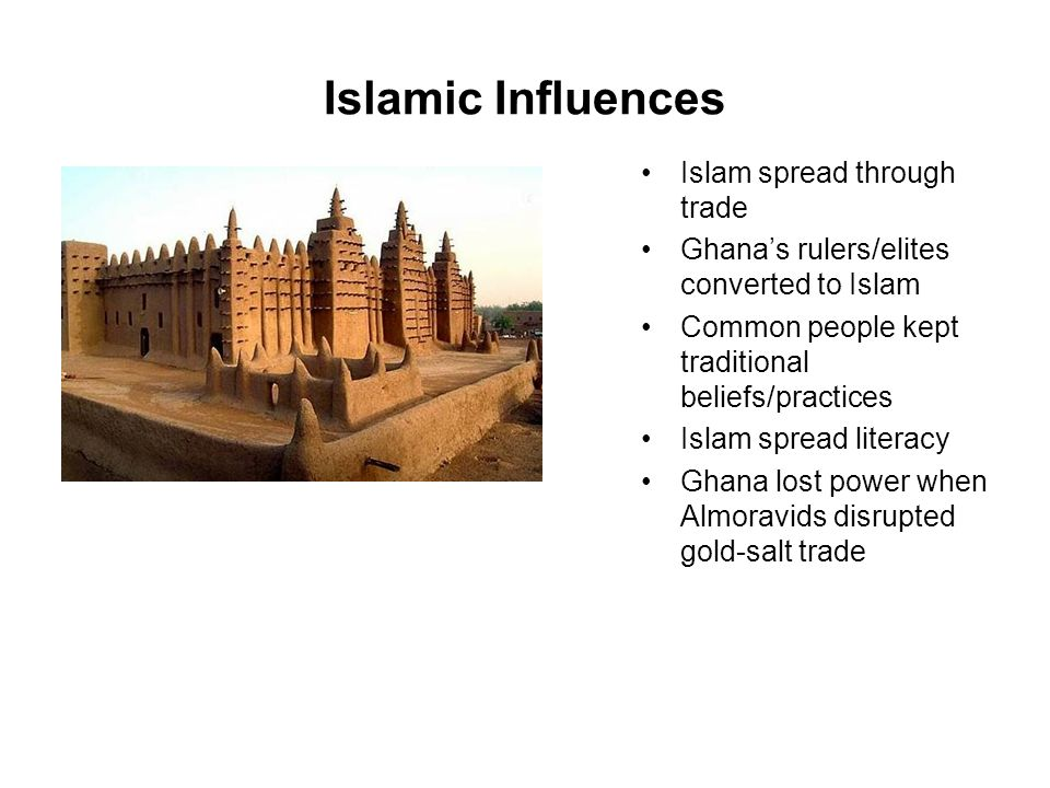 islam influences Islamic influences on the renaissance by ashley islamic influences on the renaissance islam is a religion that is almost as old as christianity itself the two are very closely related, with only a few differences the two key differences concern the godhead being a single being rather than a trio-un entity like the christians believe, and who.
