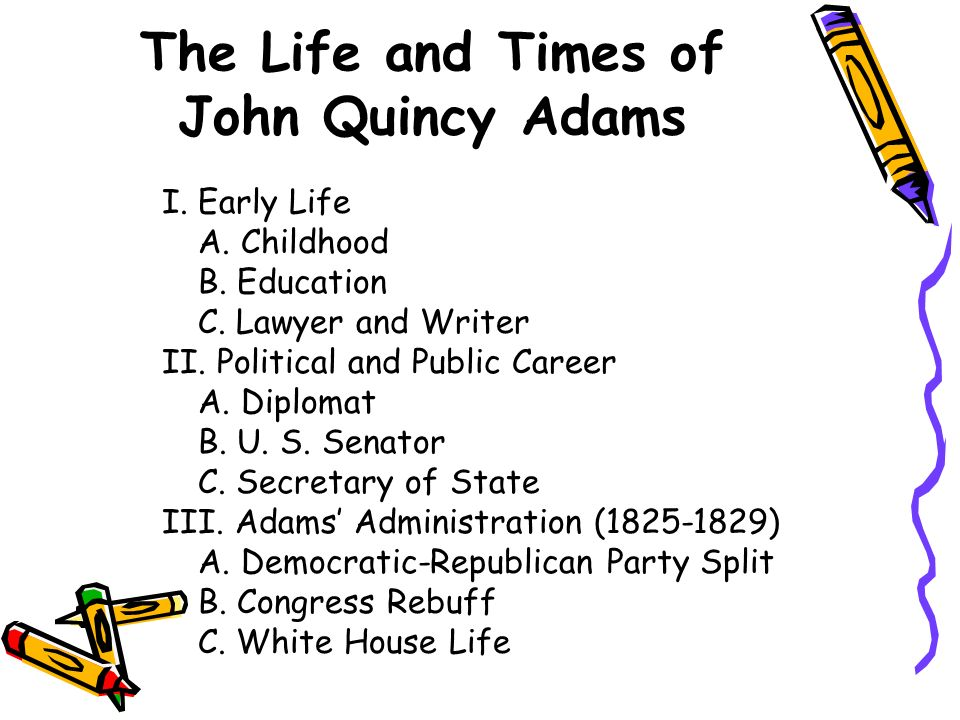 """the life and public services of john adams Leadership quotes bout public service,  -- john quincy adams  quotes about public service """"what counts in life is not the mere fact that we have lived."""